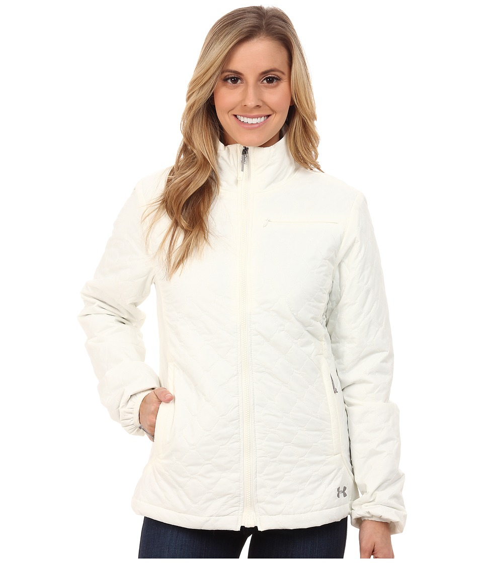 Under Armour UA CGI Micro Jacket (Ivory) Women