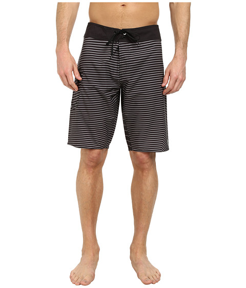 Volcom - Lido Vertigo 21 Boardshort (Black) Men