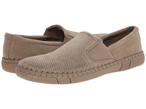 Robert Wayne - Road (Winter Sand) Men's Slip on Shoes