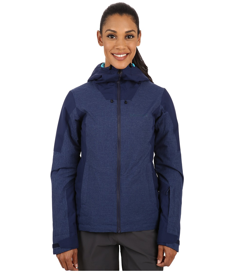 Marmot - Tina Jacket (Arctic Navy) Women's Coat