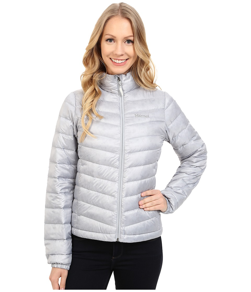 Marmot - Jena Jacket (Silver) Women's Coat