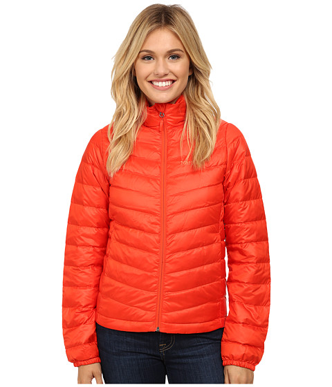 Marmot - Jena Jacket (Coral Sunset) Women