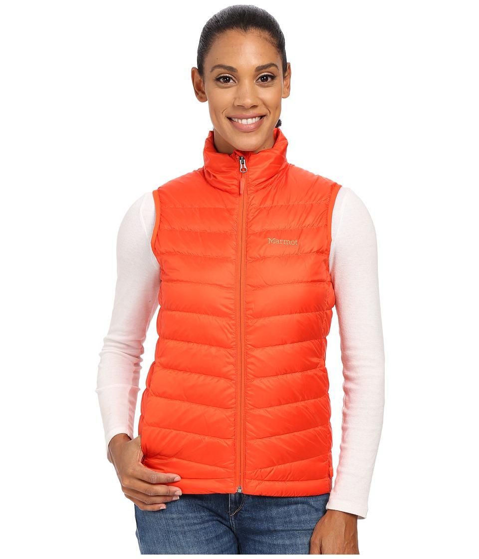 Marmot - Jena Vest (Coral Sunset) Women's Vest