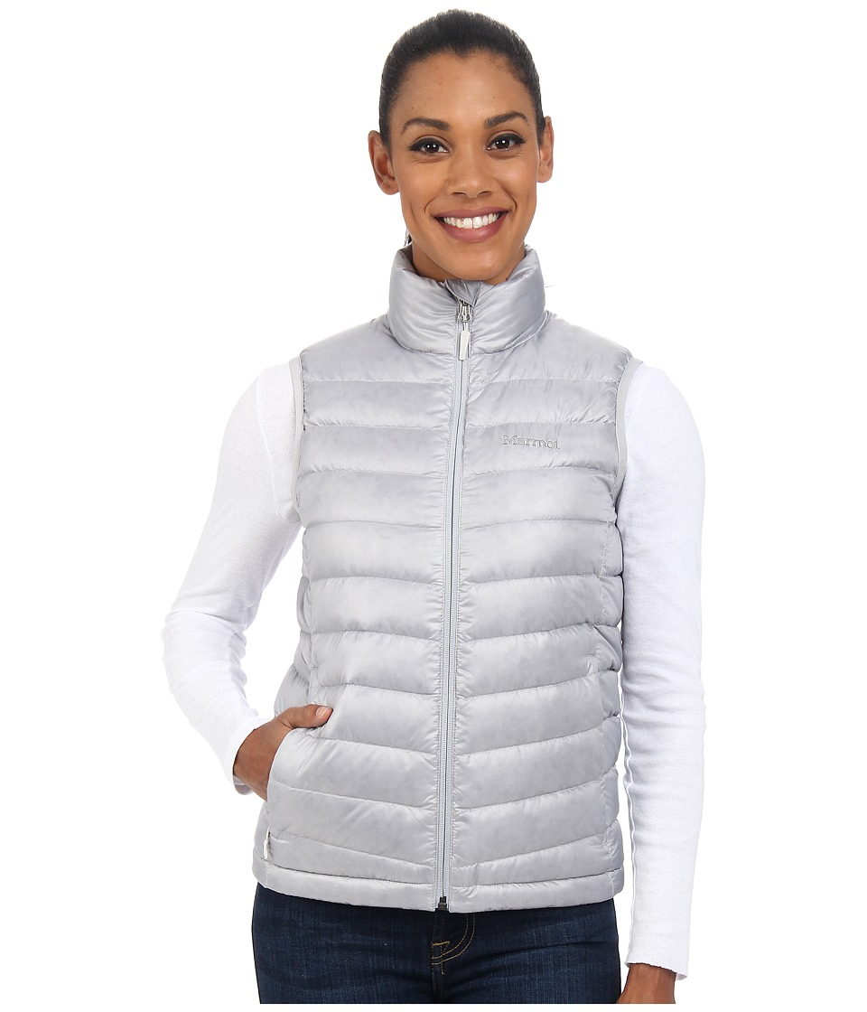Marmot - Jena Vest (Silver) Women's Vest