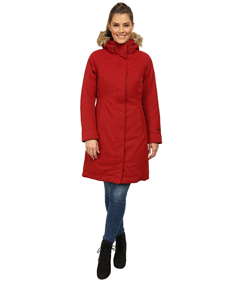 Marmot - Chelsea Coat (Dark Crimson) Women
