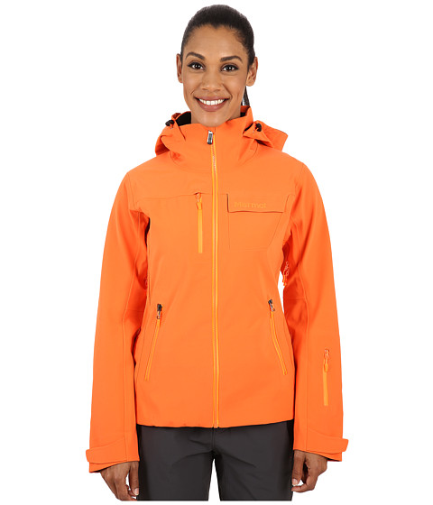 Marmot - Cody Bowl Jacket (Orange Coral) Women
