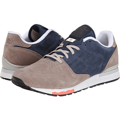 GS CL Leather 6000 Split (Charcoal Brown/Athletic Navy)