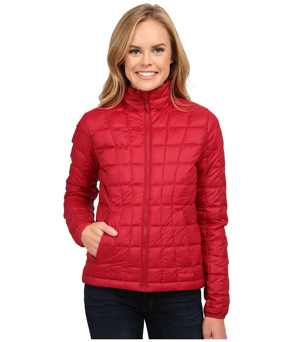 Marmot - Sol Jacket (Dark Raspberry) Women's Jacket