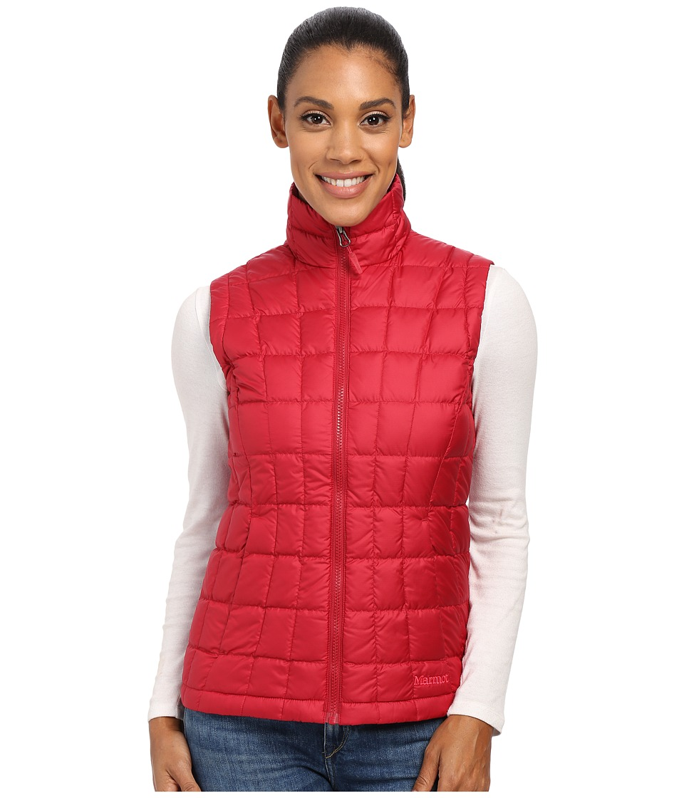 Marmot - Sol Vest (Dark Raspberry) Women