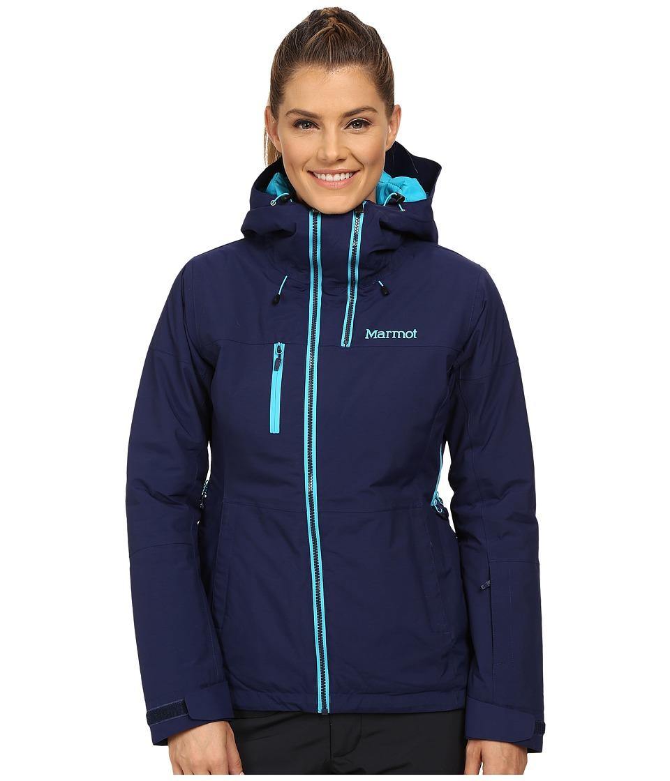 Marmot - Dropway Jacket (Arctic Navy) Women's Coat