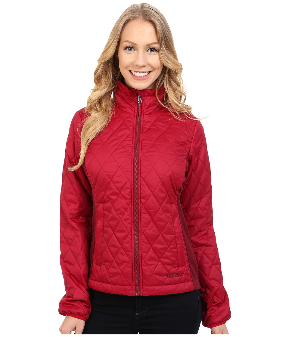 Marmot - Kitzbuhel Jacket (Dark Raspberry/Berry Wine) Women's Coat