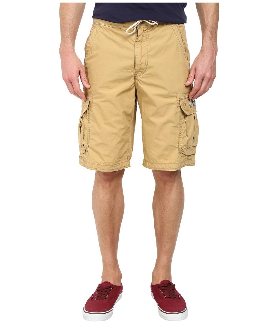 UNIONBAY - Blake Knit Waist Cargo Short (Baja) Men's Shorts