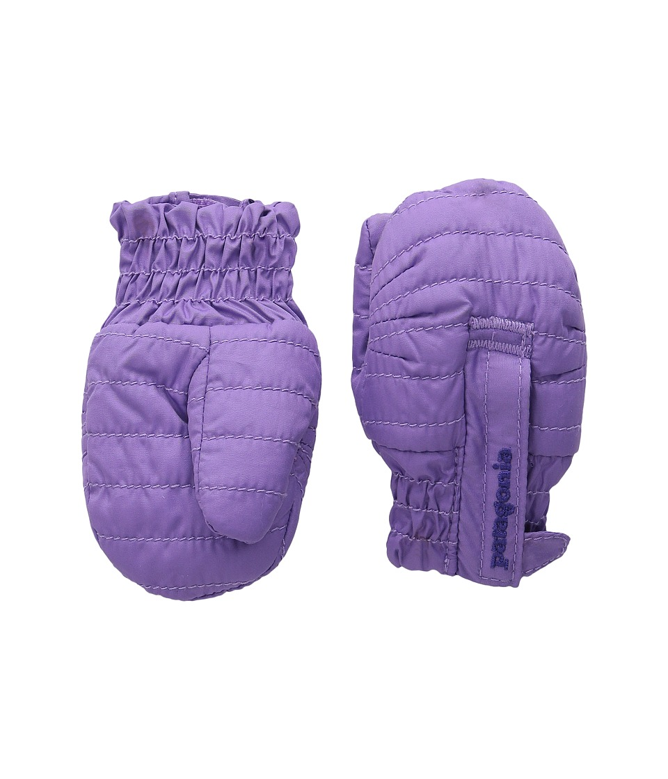 Patagonia Kids - Puff Mitts (Infant/Toddler) (Light Acai) Extreme Cold Weather Gloves