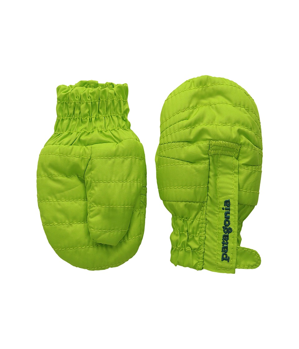 Patagonia Kids - Puff Mitts (Infant/Toddler) (Peppergrass Green) Extreme Cold Weather Gloves