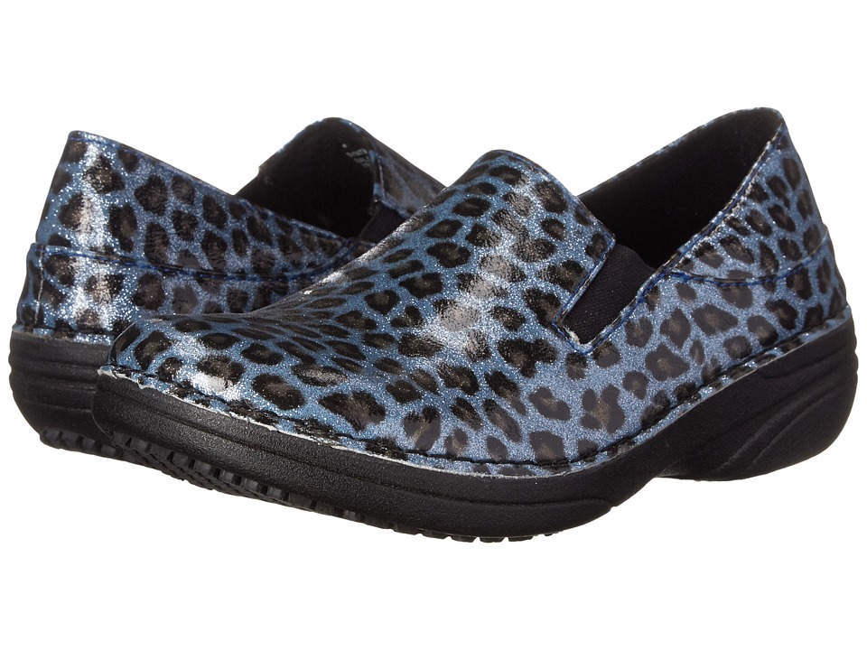 Spring Step - Ferrara (Blue Leopard) Women's Shoes
