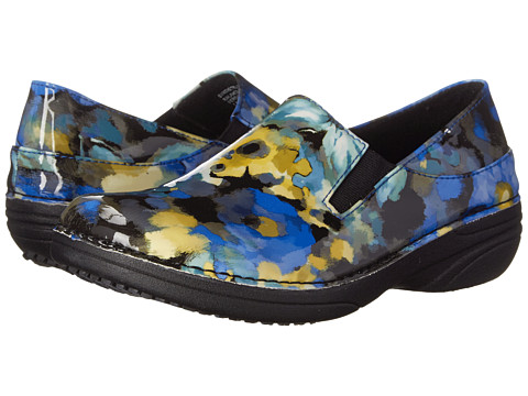 Spring Step - Ferrara (Blue Multi Print) Women