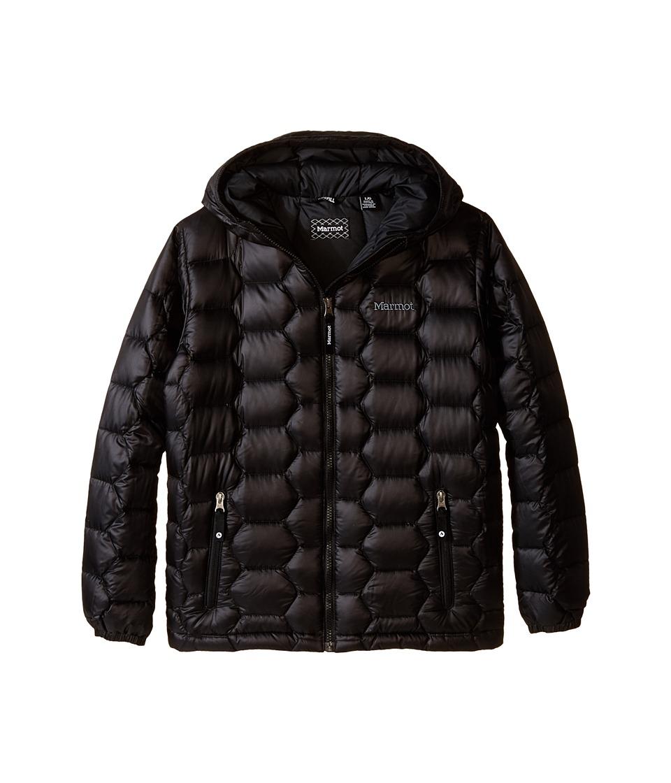 Marmot Kids - Girl's Ama Dablam Jacket (Little Kids/Big Kids) (Black) Girl's Coat