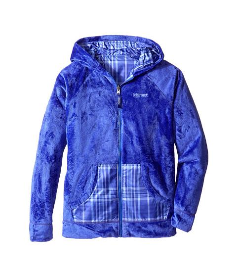 Marmot Kids - Girl's Snow Fall Rev Jacket (Little Kids/Big Kids) (Gemstone) Girl's Jacket