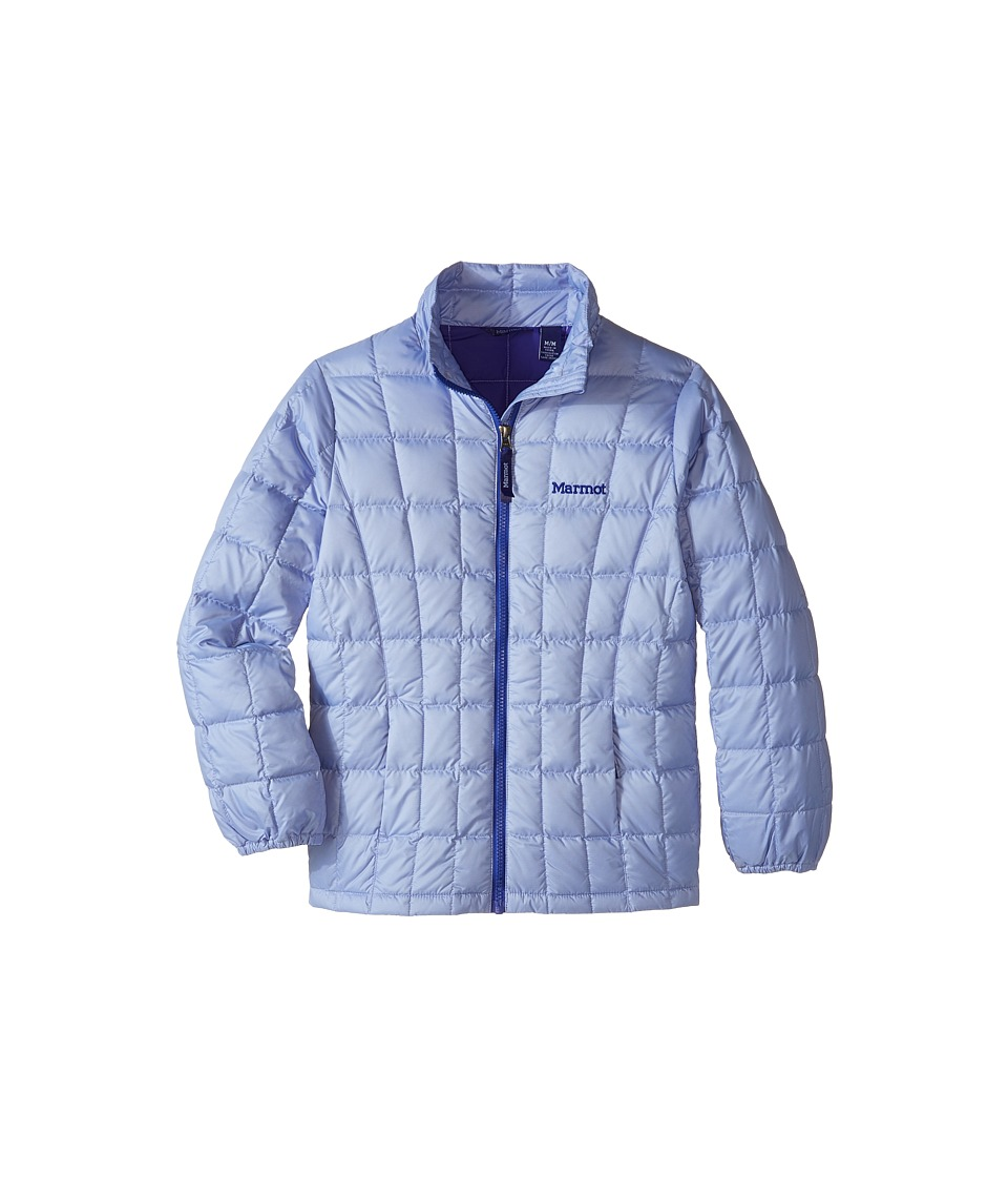 Marmot Kids - Girl's Sol Jacket (Little Kids/Big Kids) (Pale Dusk) Girl's Jacket