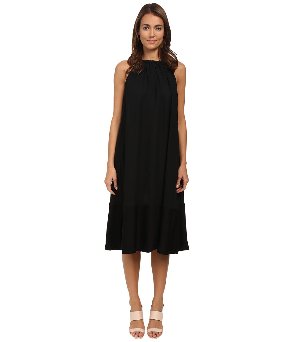 Kate Spade New York - Trapeze Dress (Black) Women's Dress