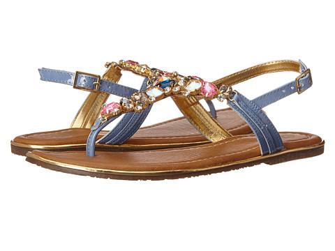 CARLOS by Carlos Santana - Marquee (Blue) Women's Sandals