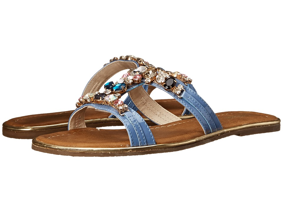 CARLOS by Carlos Santana - Cairo (Blue) Women's Sandals
