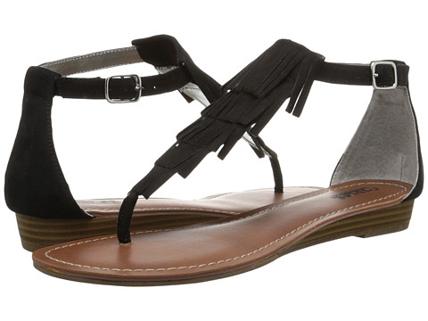 CARLOS by Carlos Santana - Trinidad (Black 1) Women's Sandals
