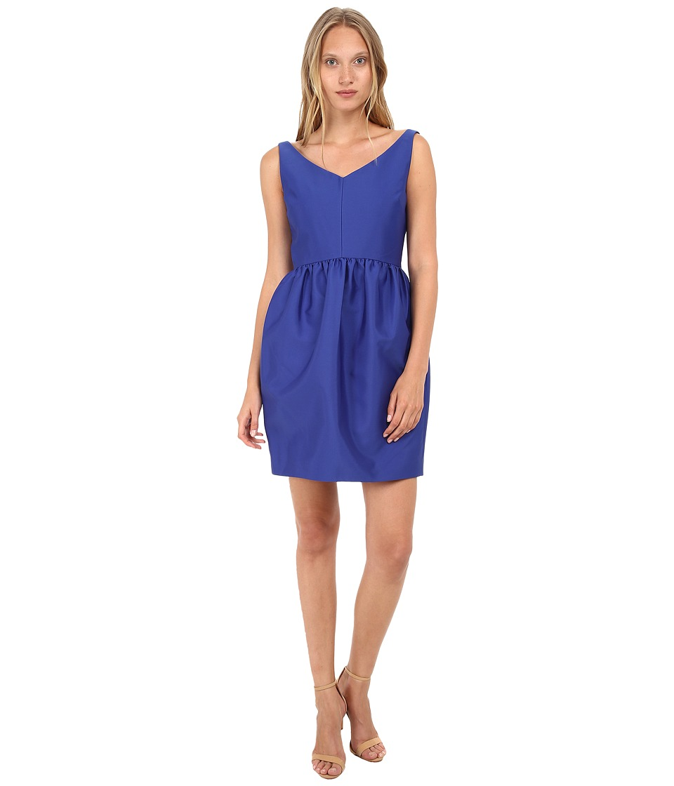 Kate Spade New York - Cupcake Skirt Dress (Lapis Blue) Women's Dress