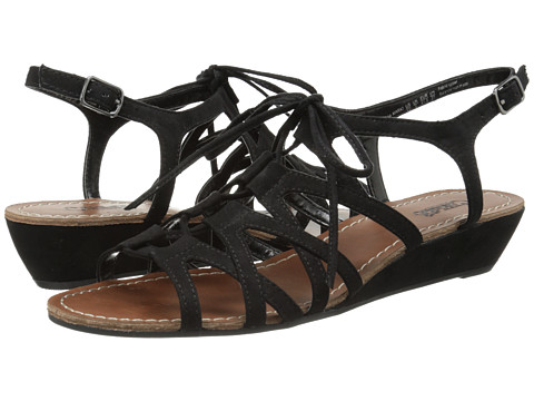 CARLOS by Carlos Santana - Kiara 2 (Black) Women's Sandals