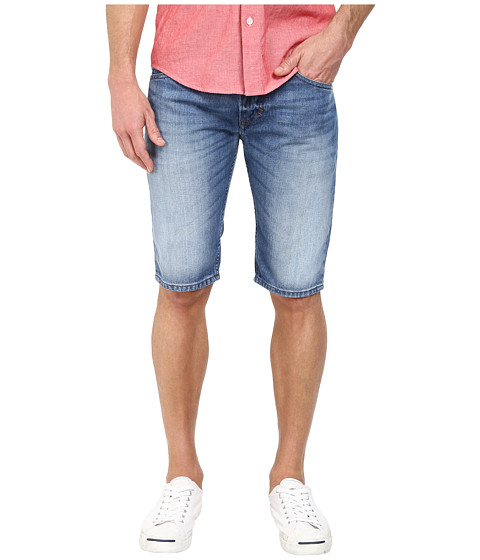 Diesel - Thashort Shorts (Denim) Men's Shorts