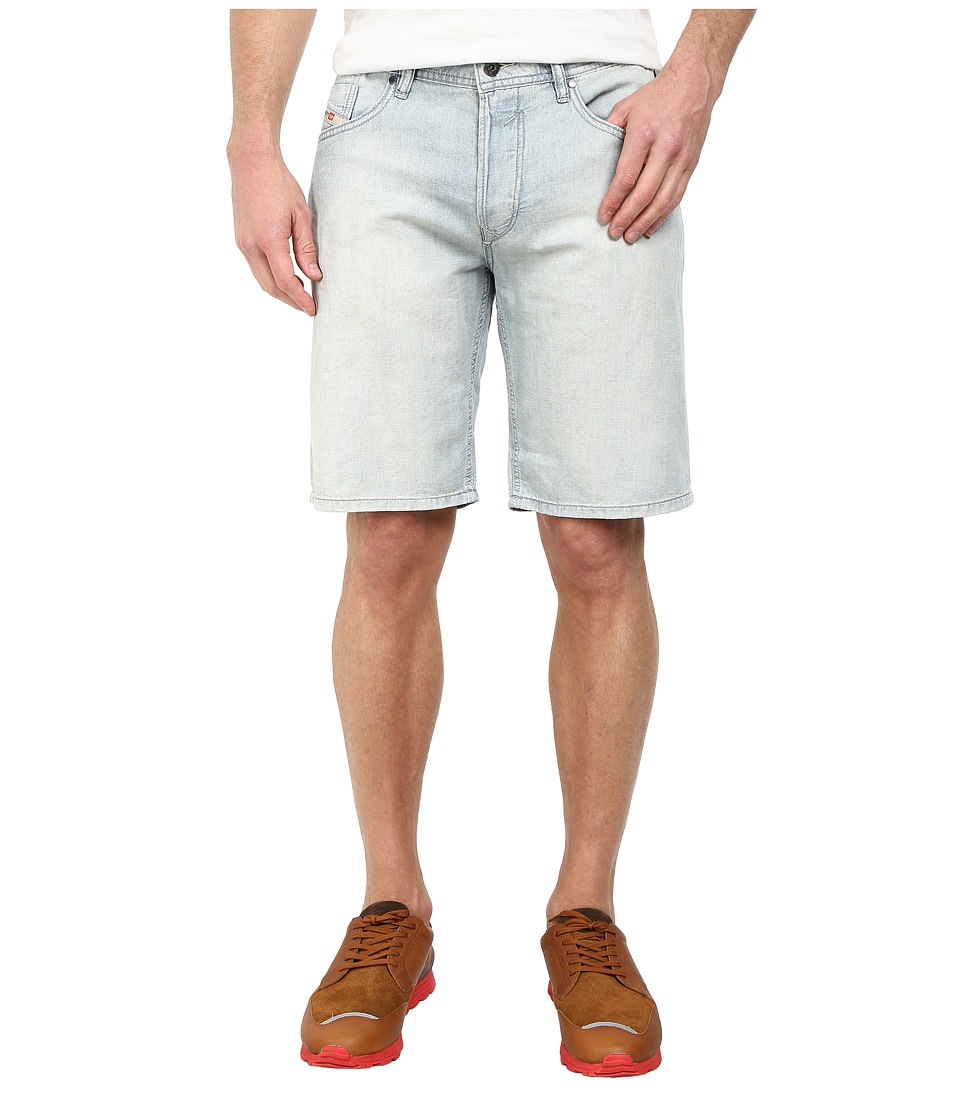 Diesel - Waikee-Short Shorts (Denim) Men
