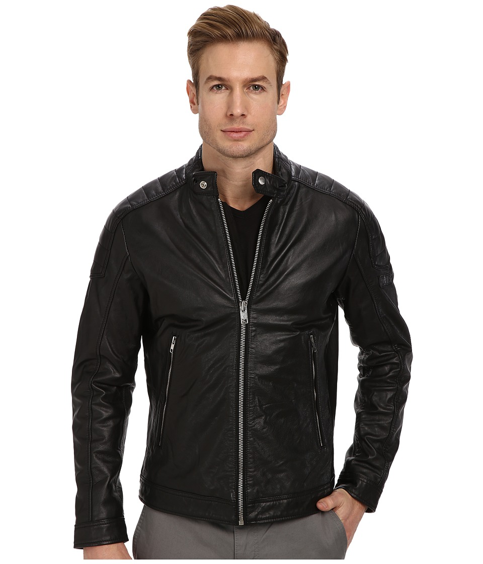 Diesel - L-Monike Jacket (Black) Men's Coat