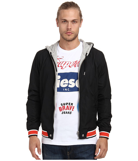 Diesel - J-Hellad Jacket (Black) Men