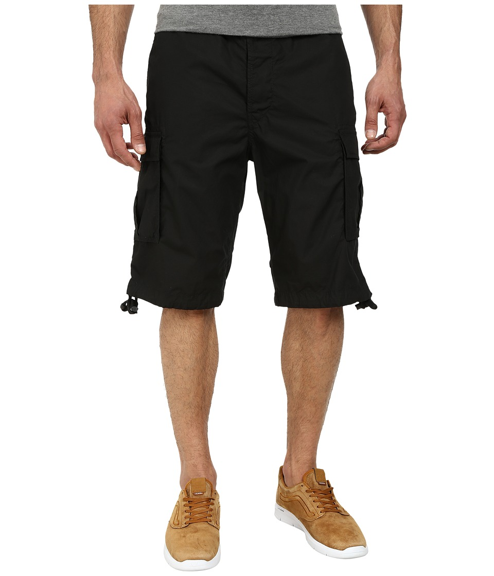 Diesel - P-Airal-Short Shorts (Black) Men's Shorts