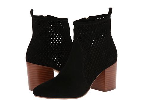 Report - Report Signature - Travi (Black) Women's Zip Boots