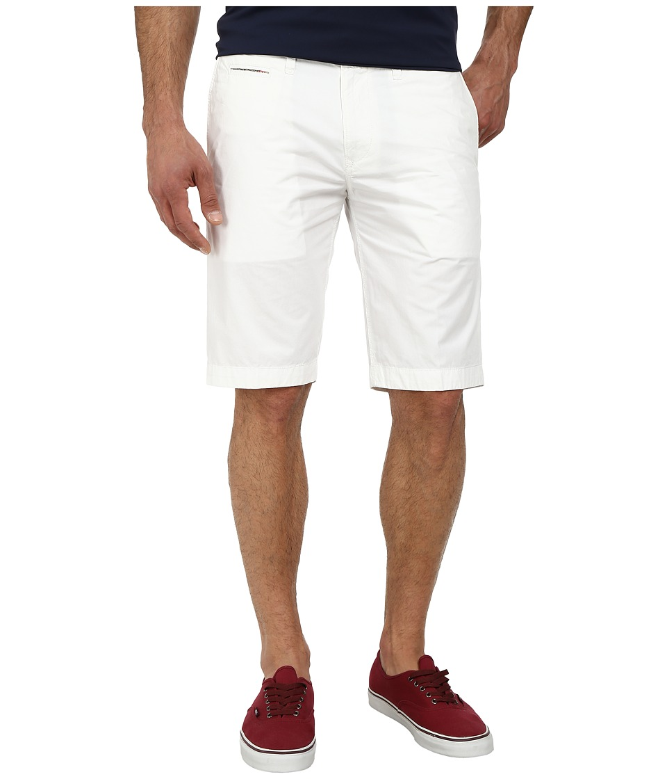 Diesel - P-Aily-Short Shorts (White) Men's Shorts