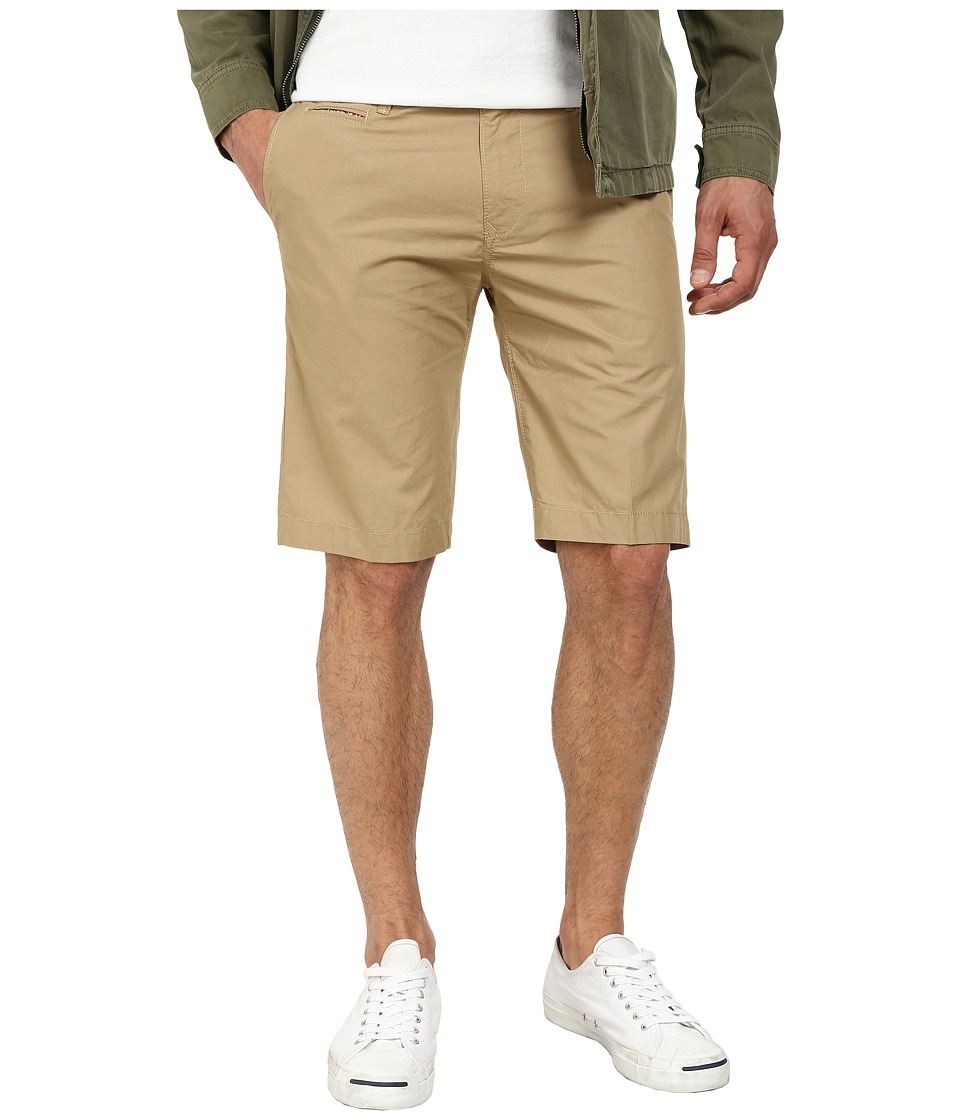 Diesel - P-Aily-Short Shorts (Khaki) Men's Shorts