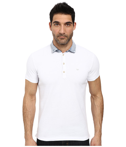 Diesel - T-Fri Shirt (White) Men