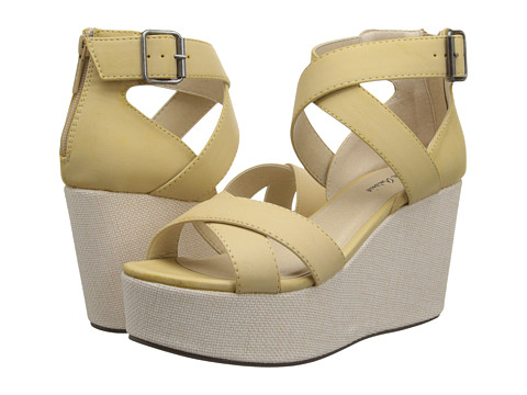 Michael Antonio - Gem (Natural) Women's Wedge Shoes
