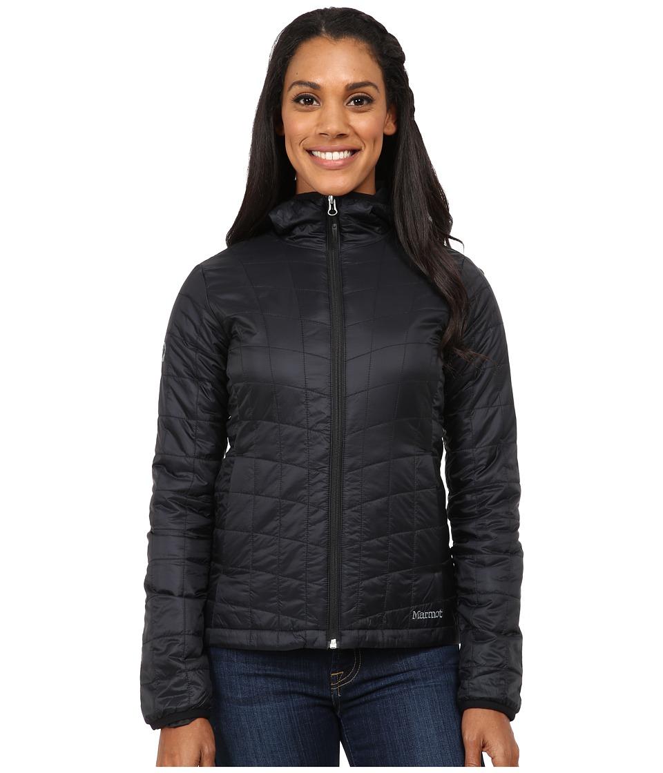 Marmot - Calen Hoodie (Black) Women's Sweatshirt