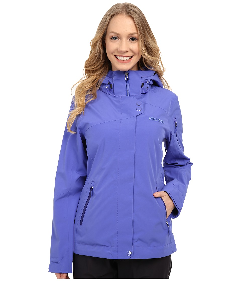 Marmot - Snow Queen Jacket (Blue Dusk) Women's Coat