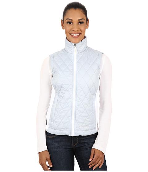 Marmot - Kitzbuhel Vest (Silver/White) Women