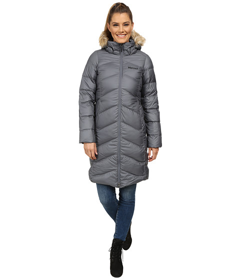 Marmot - Montreaux Coat (Steel Onyx) Women's Coat