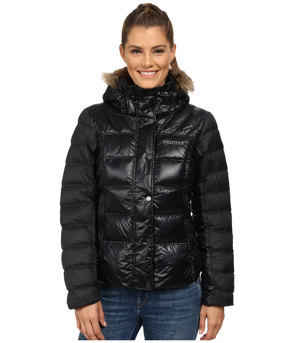 Marmot - Alexie Jacket (Black) Women's Coat