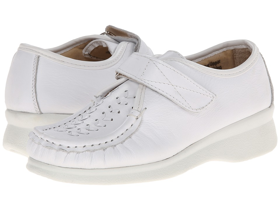 Spring Step - Eileen (White) Women's Shoes
