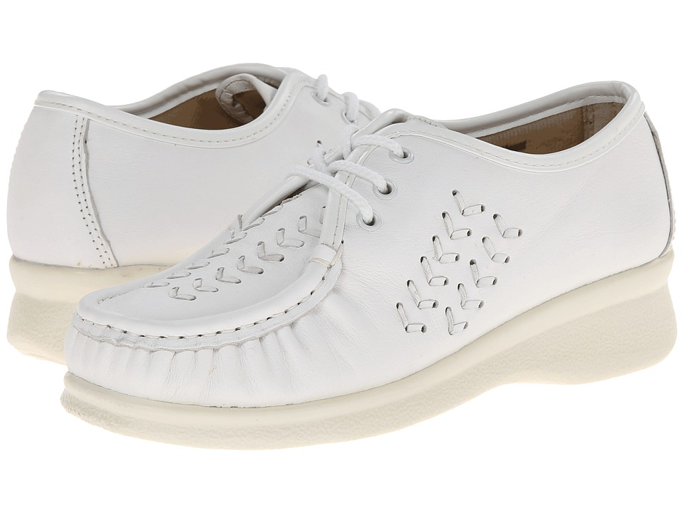Spring Step - Evelyn (White) Women's Shoes