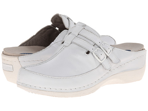Spring Step - Happy (White) Women's Shoes