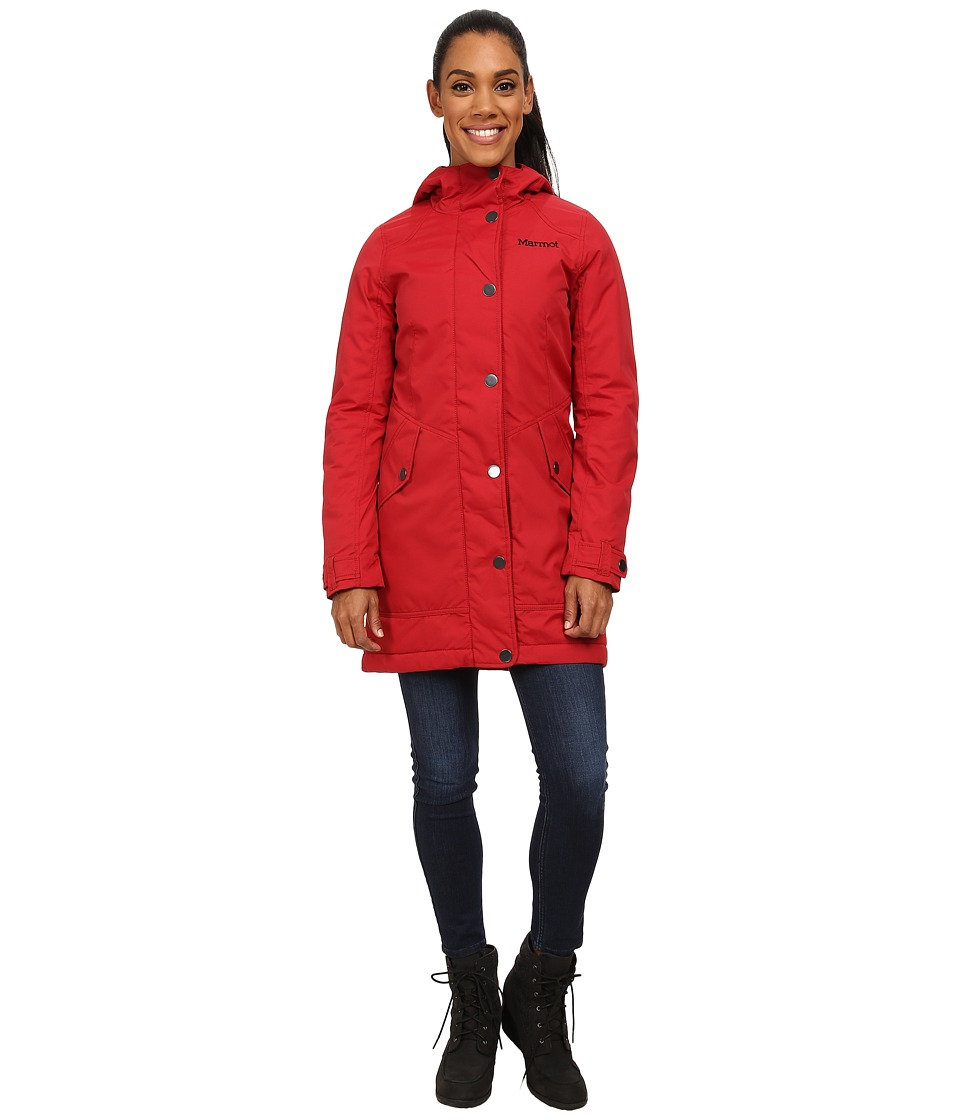 Marmot - Brooke Jacket (Deep Red) Women's Coat