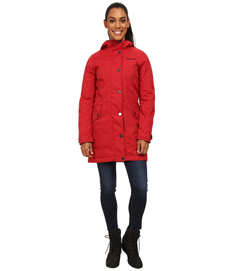 Marmot - Brooke Jacket (Deep Red) Women