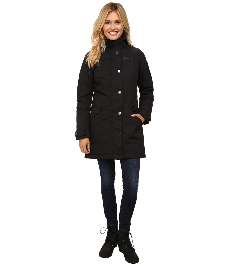 Marmot - Brooke Jacket (Black) Women's Coat